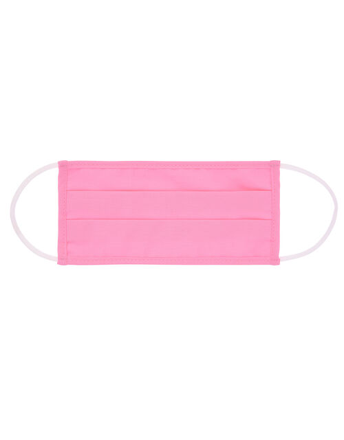 Face Covering in Pure Cotton, Pink (PINK), large