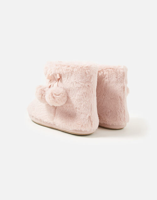 Super-Soft Slipper Boots, Pink (PINK), large