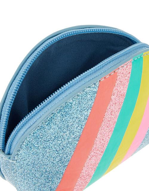 Glitter Rainbow Purse, , large