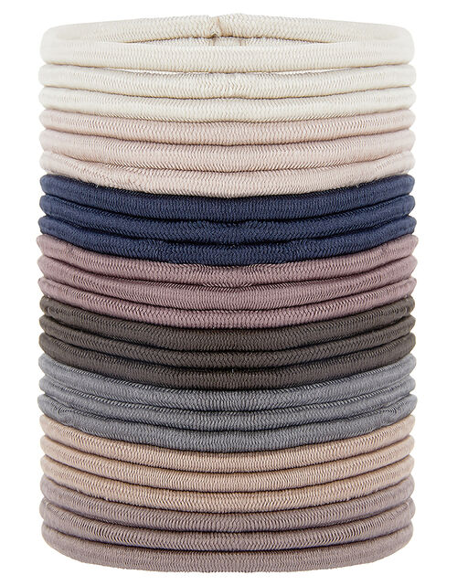 Neutral Hair Band Multipack, , large