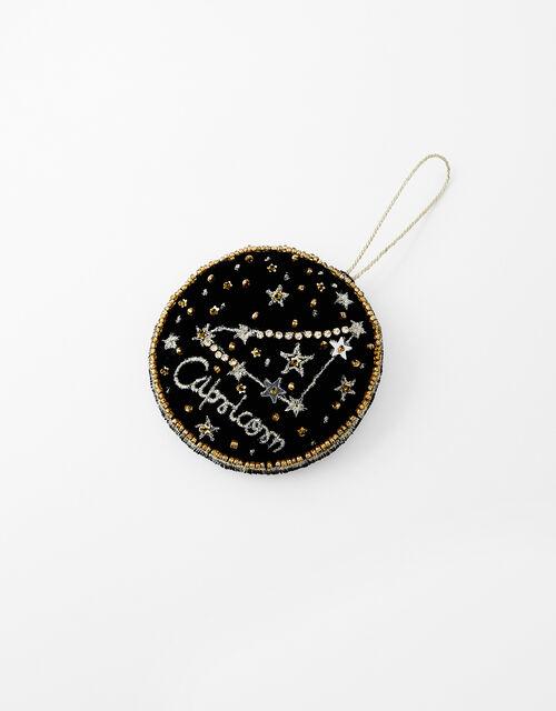 Star Sign Hanging Decoration - Capricorn, , large