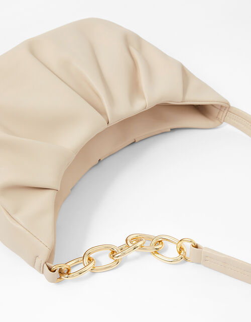 Stella Chain Strap Bag, Cream (CREAM), large