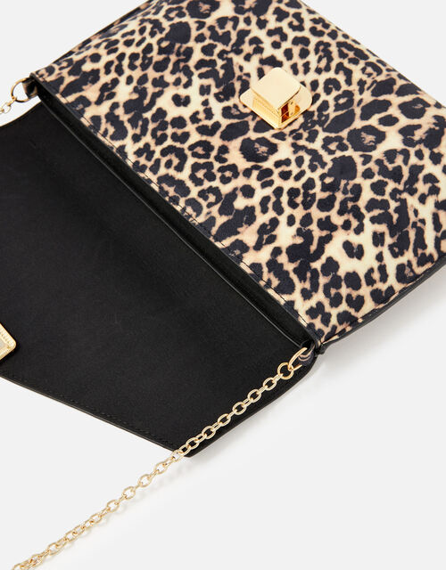 Fliplock Clutch Bag, , large