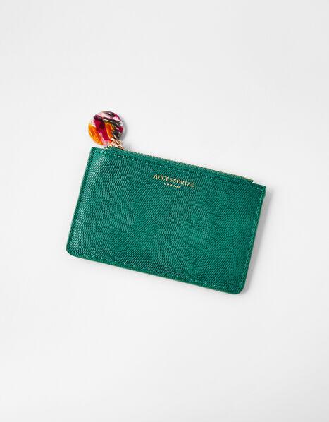 Cora Card Holder  Green, Green (GREEN), large