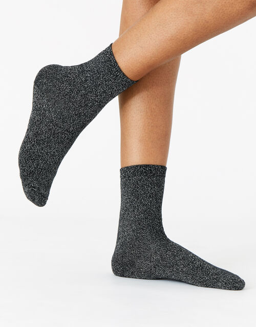 Sparkly Sock Multipack, , large