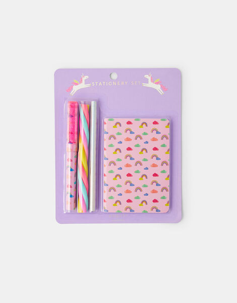 Unicorn Stationery Set, , large