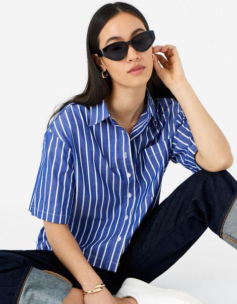 Cora Cat Eye Sunglasses , , large