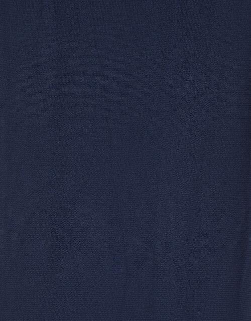 40 Denier Tights, Blue (NAVY), large