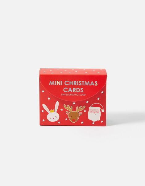 Mini Christmas Card Set, , large