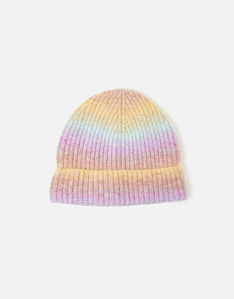 Ombre Beanie, , large