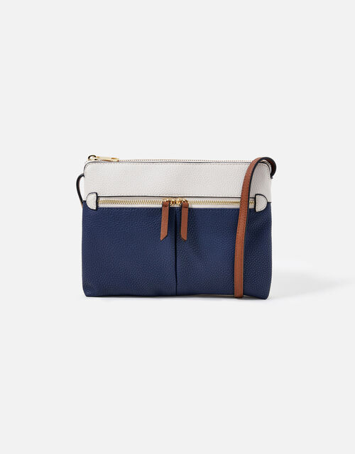 Ella Cross-Body Bag , Multi (DARKS-MULTI), large