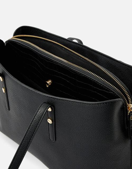 Kaia Handheld Laptop Bag , Black (BLACK), large