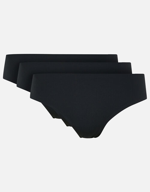 No VPL Brief Multipack, Black (BLACK), large