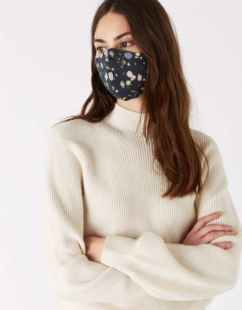 Printed Face Covering Multipack, , large