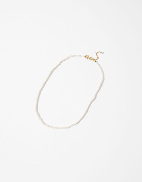 Seed Pearl Necklace, , large