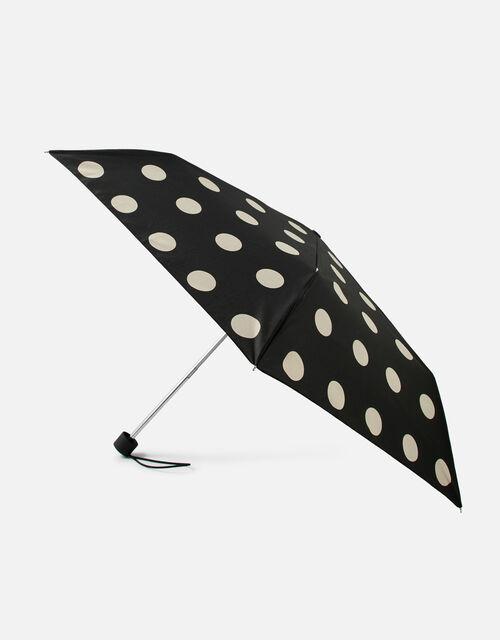 Oversized Polka Dot Umbrella, , large