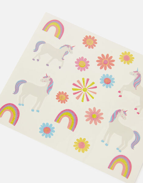 Unicorn Temporary Tattoos, , large