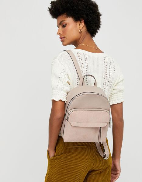 Henrietta Backpack Pink, Pink (PINK), large