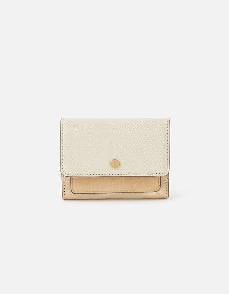 Shimmer Mini Wallet Gold, Gold (GOLD), large