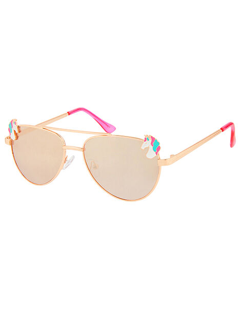 Unicorn Aviator Sunglasses, , large