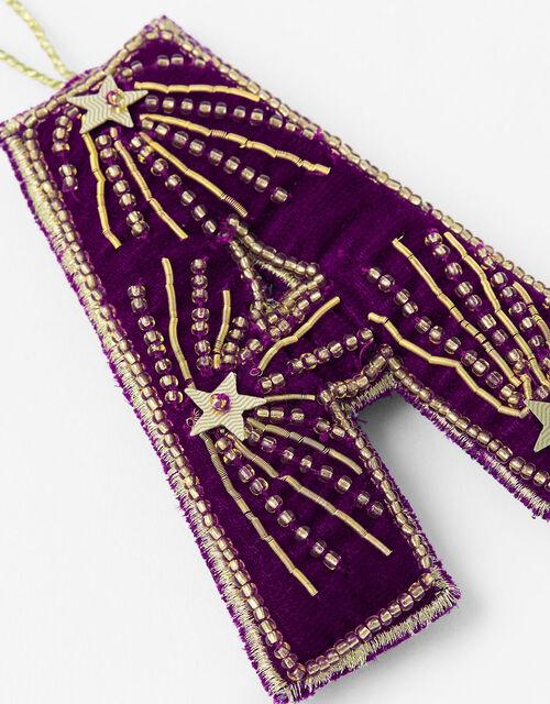 Embellished Initial Decoration - A, , large