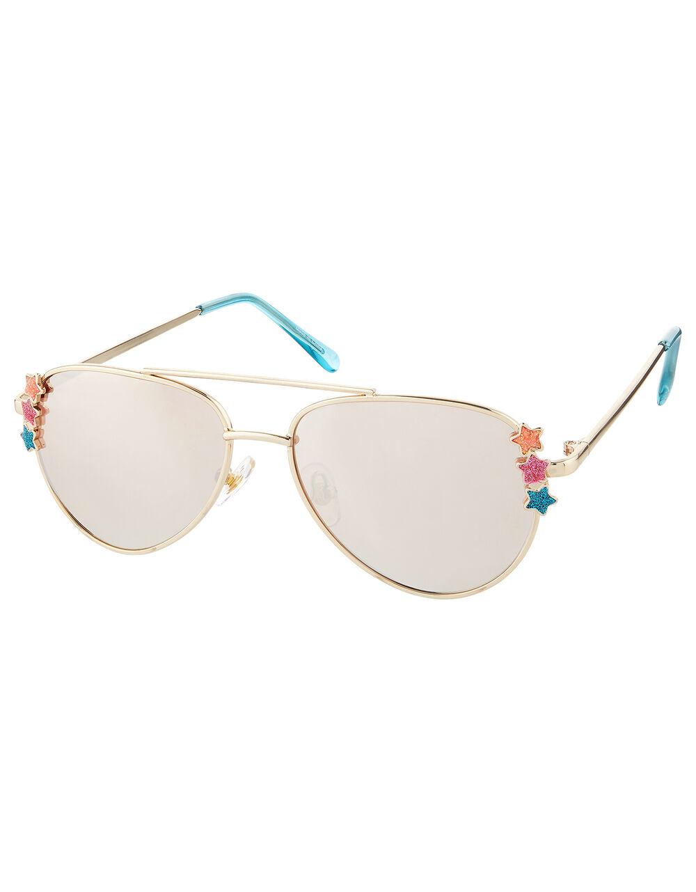 Star Aviator Sunglasses, , large
