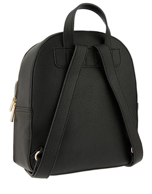 Henrietta Backpack, Black (BLACK), large