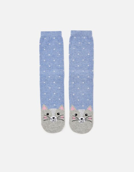 Christine Cat Socks, , large