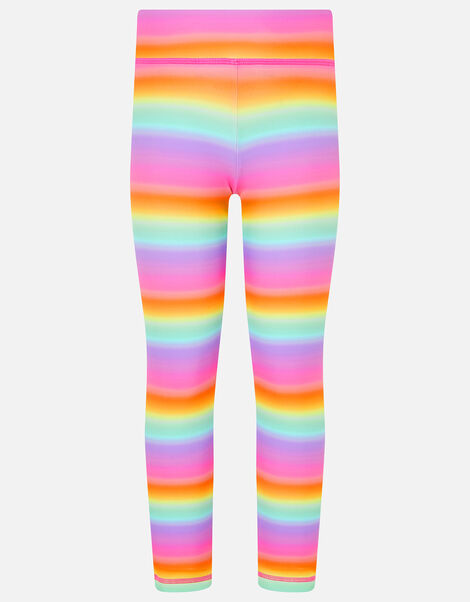 Rainbow Ombre Leggings Multi, Multi (BRIGHTS-MULTI), large