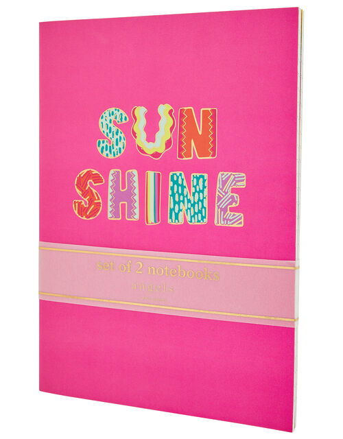 Rainbow Sunshine Notebook Set, , large