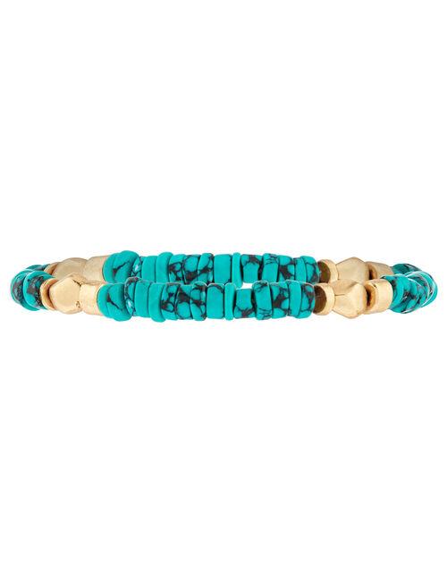 Stretch Beaded Bracelet, , large