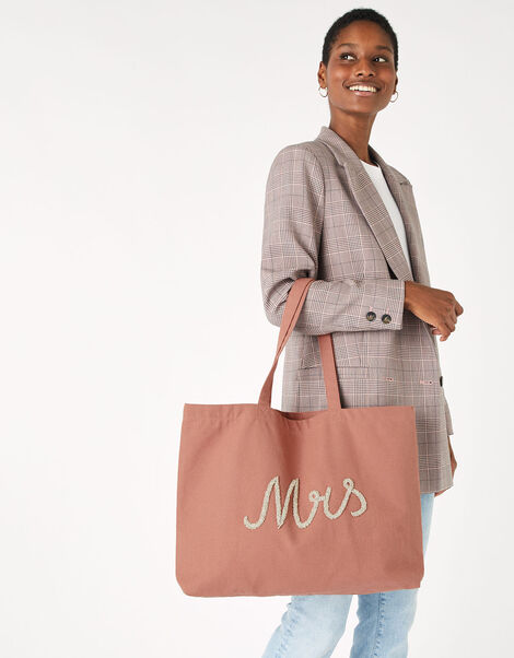 MRS Bridal Shopper Bag, , large