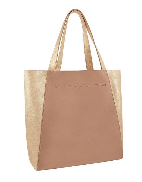 Blair Leather Shopper Bag, , large
