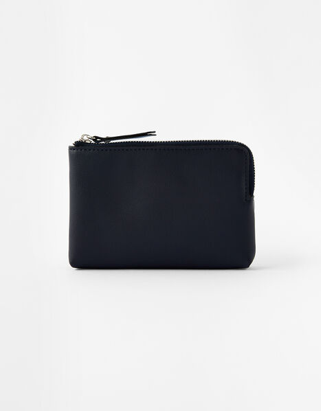Chloe Coin and Cardholder  Blue, Blue (NAVY), large
