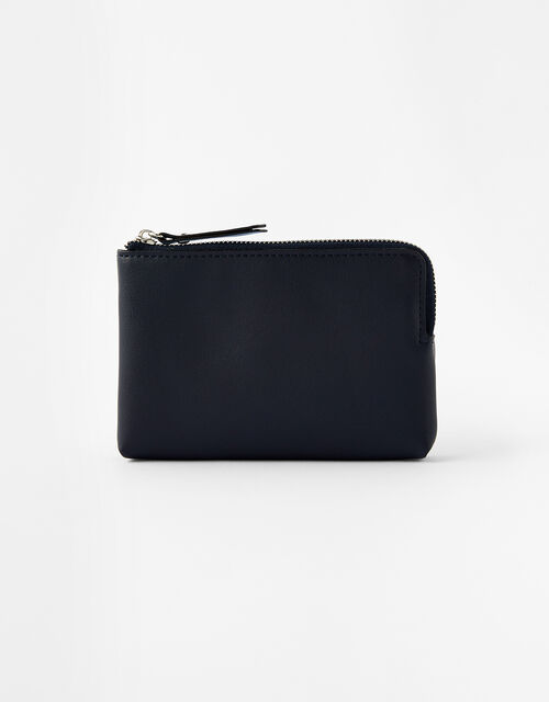 Chloe Coin and Cardholder Purse, Blue (NAVY), large