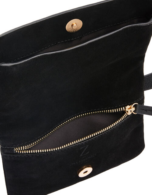 Lola Leather Belt Bag, , large