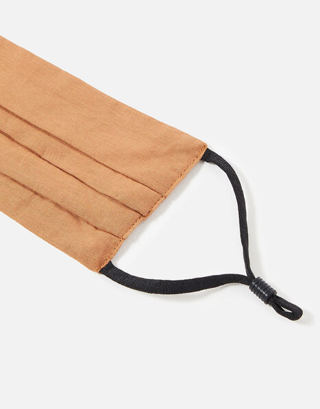 Pleated Face Covering, , large
