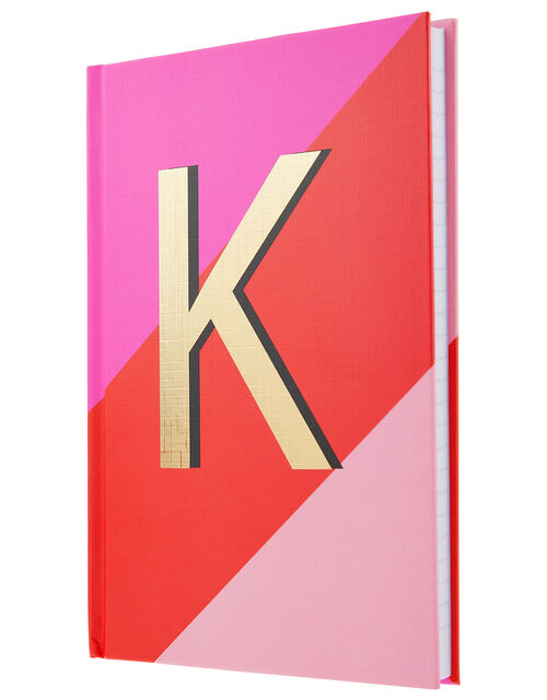 City K Initial Lined Notebook, , large