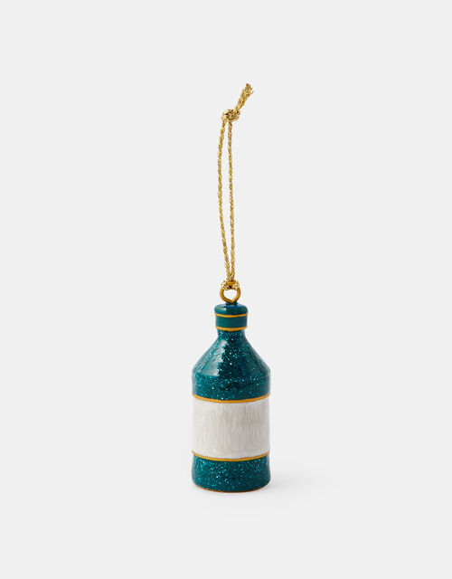 Gin Bottle Hanging Decoration, , large