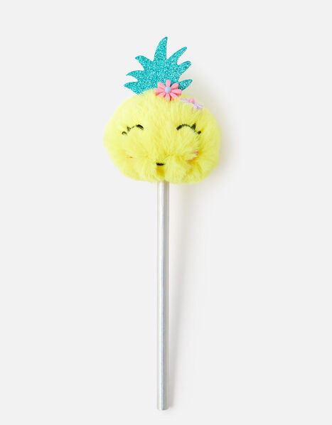Miss Pineapple Pom Pencil , , large