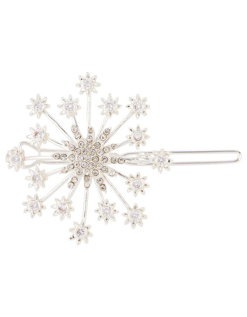 Star Explosion Sparkle Clip with Cubic Zirconia, , large