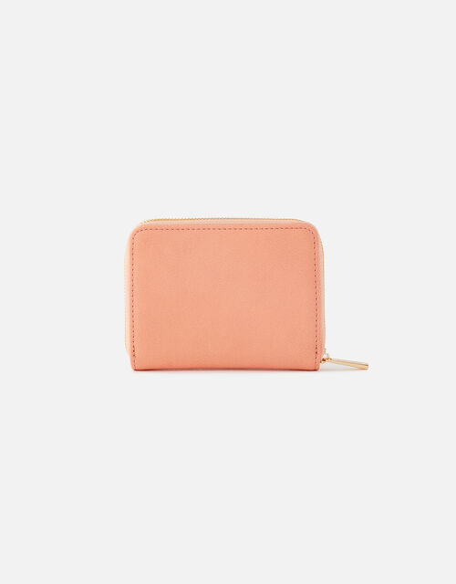 Card Pocket Wallet , Orange (CORAL), large
