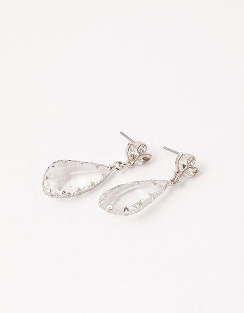 Mini Gem Short Drop Earrings, , large