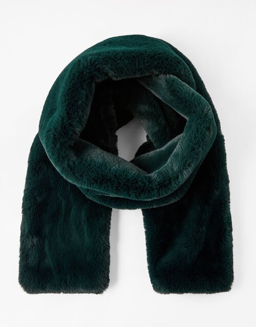 Faux Fur Stole, , large