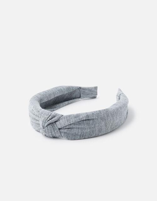 Jersey Knot Headband, , large