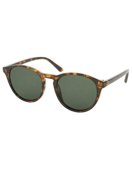 Paige Tortoiseshell Preppy Sunglasses, , large