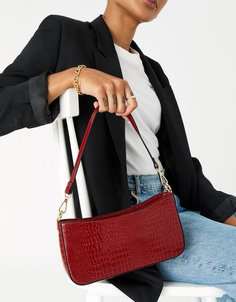 Roxanne Shoulder Bag Red, Red (RED), large