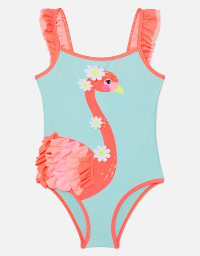 Flora Flamingo Swimsuit Multi, Multi (BRIGHTS-MULTI), large