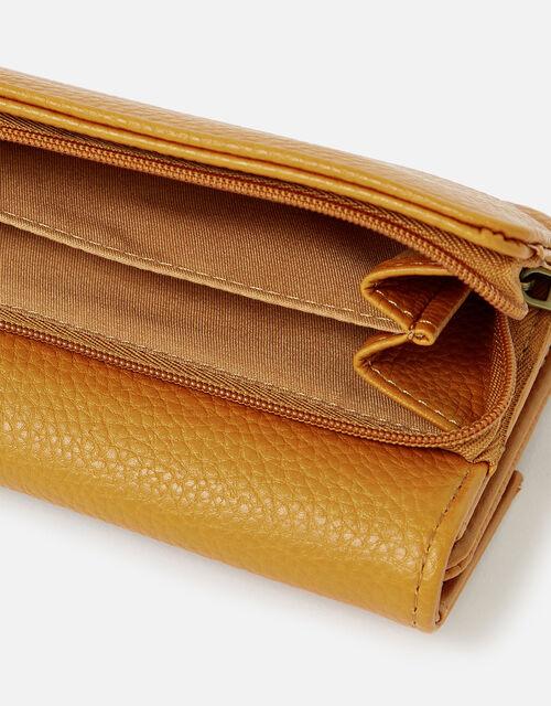 Britney Bee Wallet, Yellow (OCHRE), large