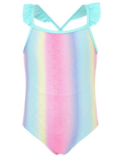 Mermaid Swimsuit Multi, Multi (BRIGHTS-MULTI), large